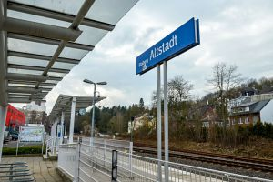 Bahnhof Stolberg